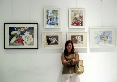 exposicion acuarela watercolor exhibition