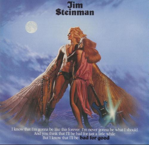 The Review Revue: Jim Steinman - Bad For Good (1981)