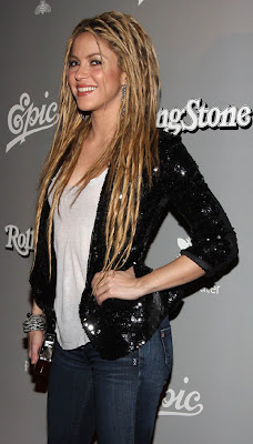 Shakira At Her Rolling Stone's Magazine Cover Launch Party hot Photos