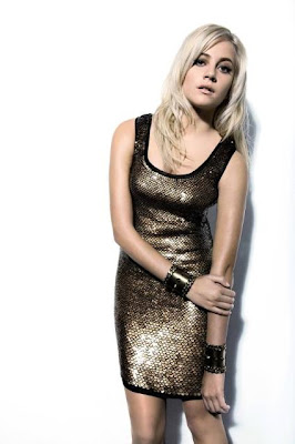 Pixie Lott Photo Shoot For InStyle Magazine January 2009 images