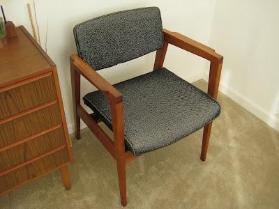wh gunlocke chair plastic andronik chairs mid-century modern furniture: w.h. arm