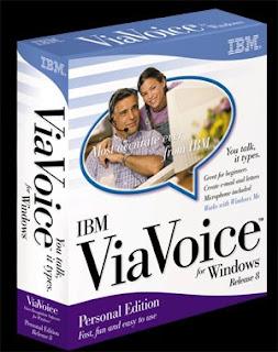 ibm viavoice v5 gratuit