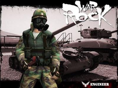 War rock.