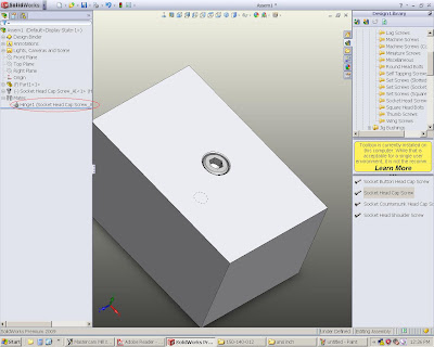 how to make a cam mate in solidworks