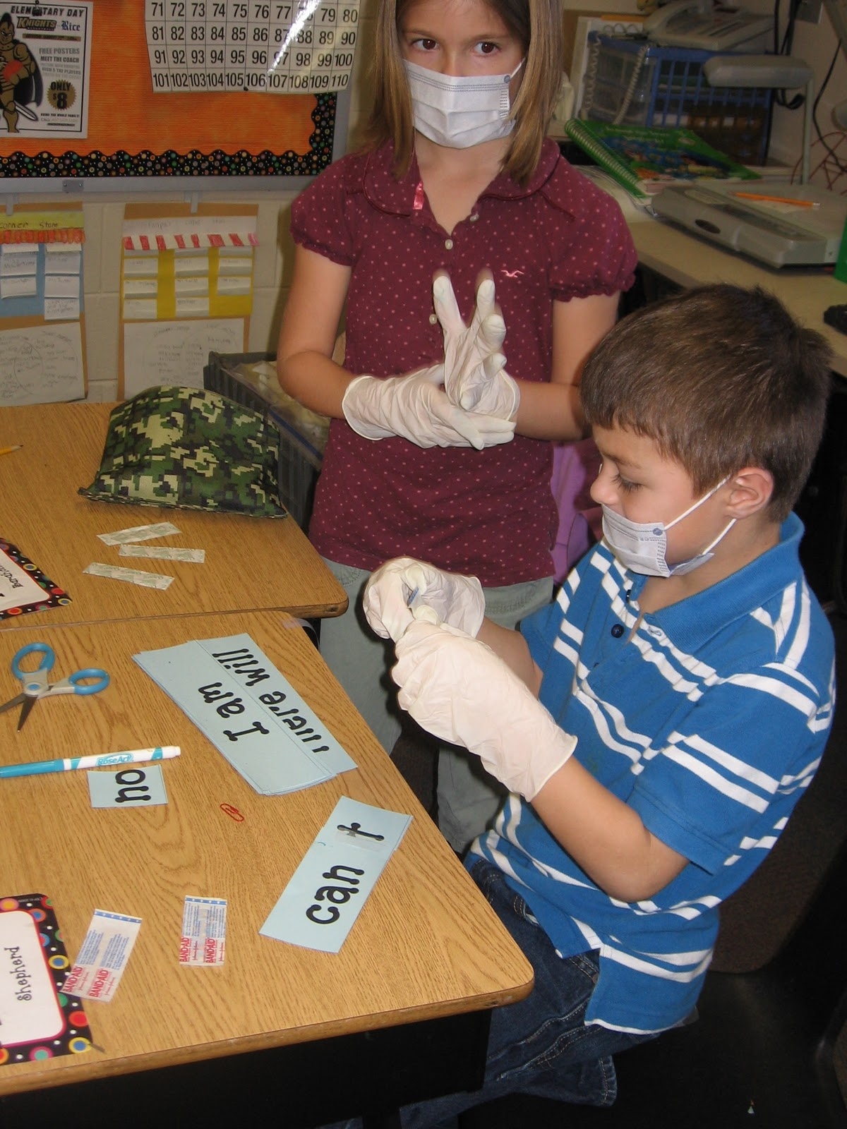 Buzzing About Second Grade Contraction Surgery