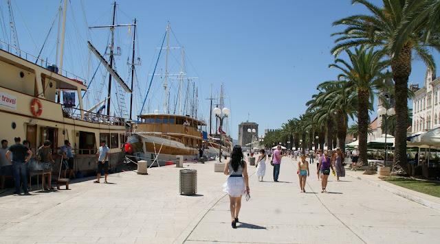 Puerto+Trogir+Croacia