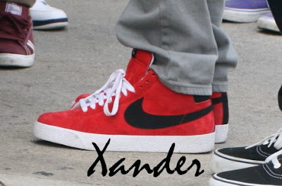finest selection 1f3b2 0bb0e Here is a look at the next best thing coming out of the SB Line, the Red Black  Blazer SB. Look for this to be one of the more sought after releases in June .