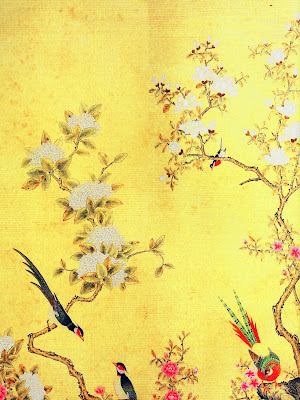 Chic Provence The Stunning Chinoiseries Of De Gournay
