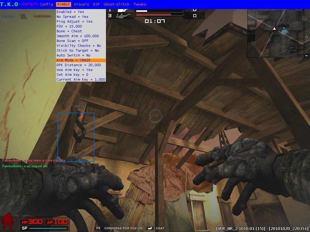 Download Hack tko combat arms