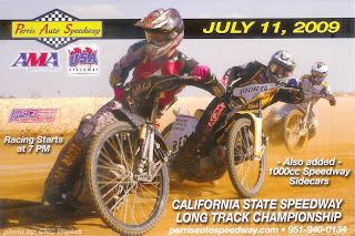 Mabry Auto Group >> Kaya Mawa Sailor: Long Track at Perris Auto Speedway