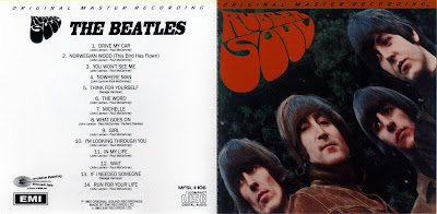 All That Music Rock The Beatles Mfsl Collection