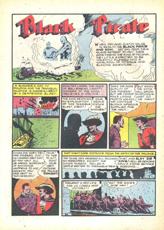 Read online Sensation (Mystery) Comics comic -  Issue #23 - 17
