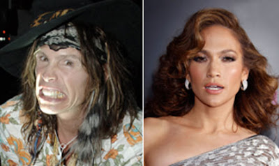 Kara and Ellen Out, Steven Tyler & JLo In
