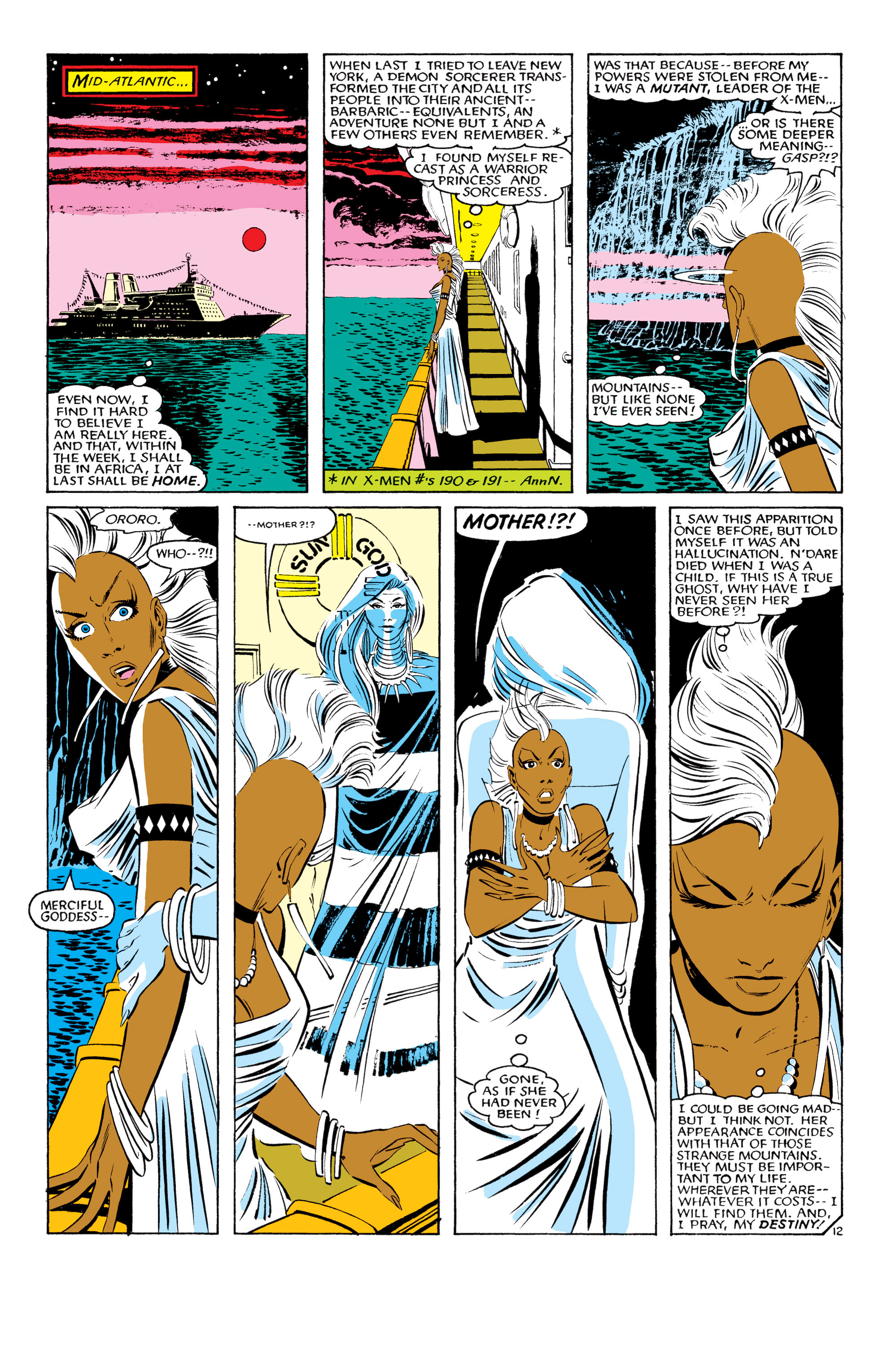 Read online Uncanny X-Men (1963) comic -  Issue #193 - 13