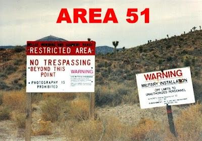 Area 51 le film