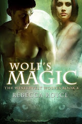 Wolf's Magic: The Westervelt Wolves Book 4