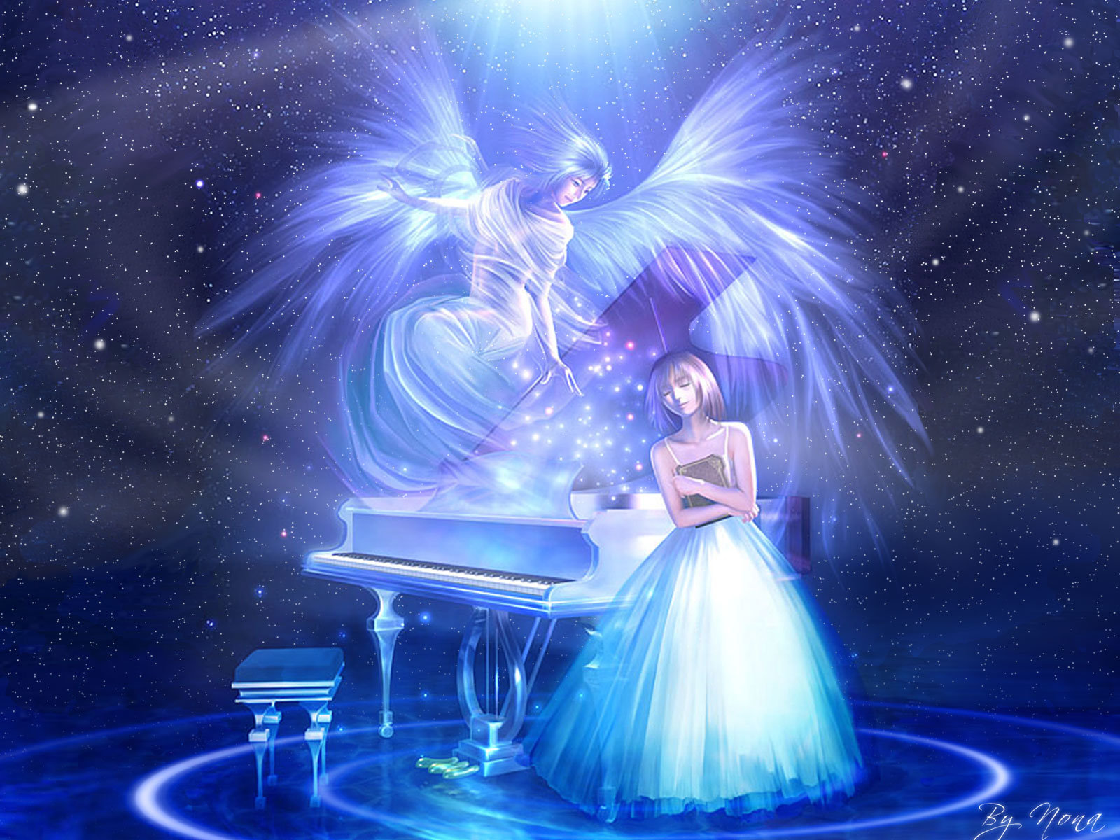 Mi anges mi demons half angel half devil 3