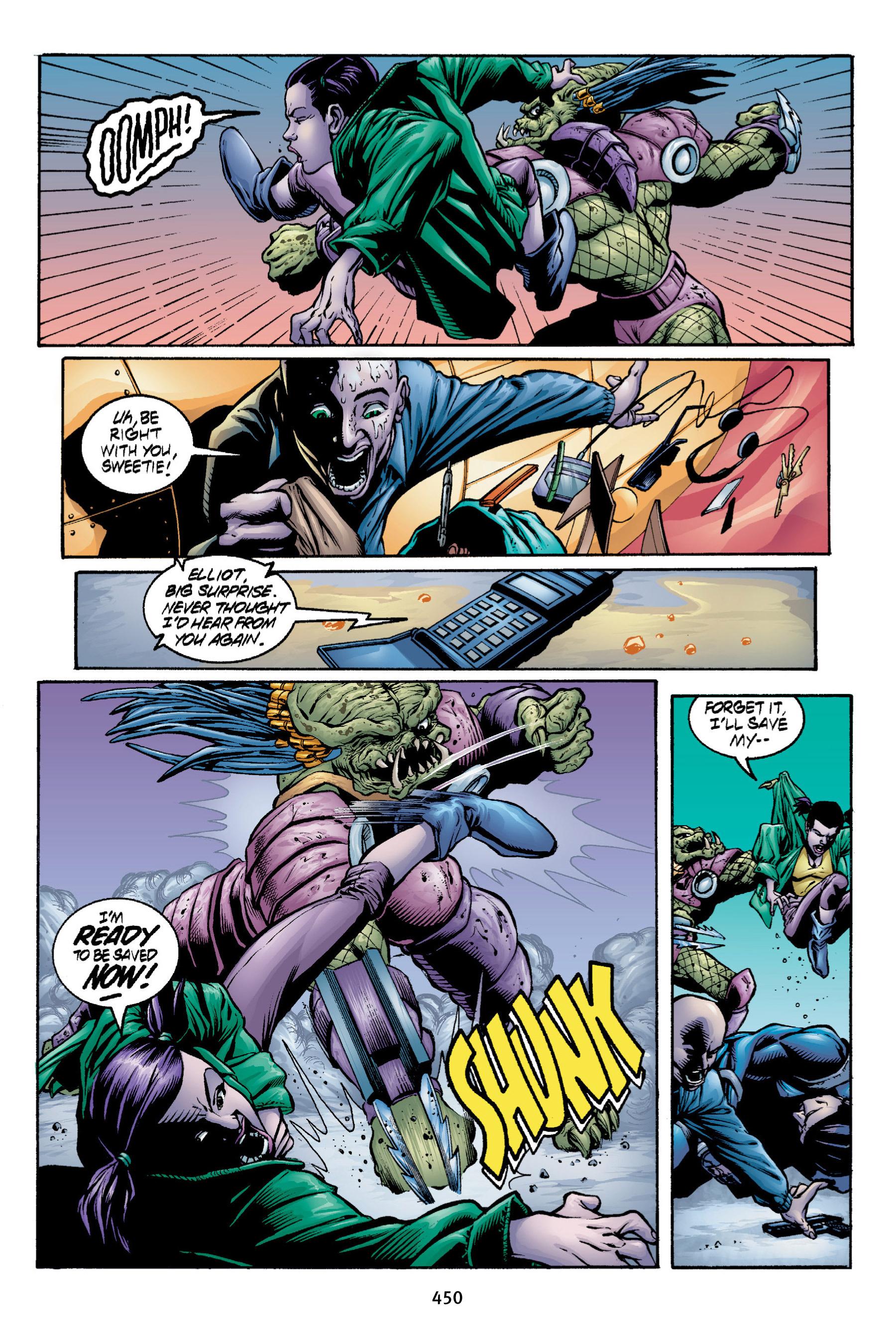 Read online Aliens vs. Predator Omnibus comic -  Issue # _TPB 2 Part 4 - 112