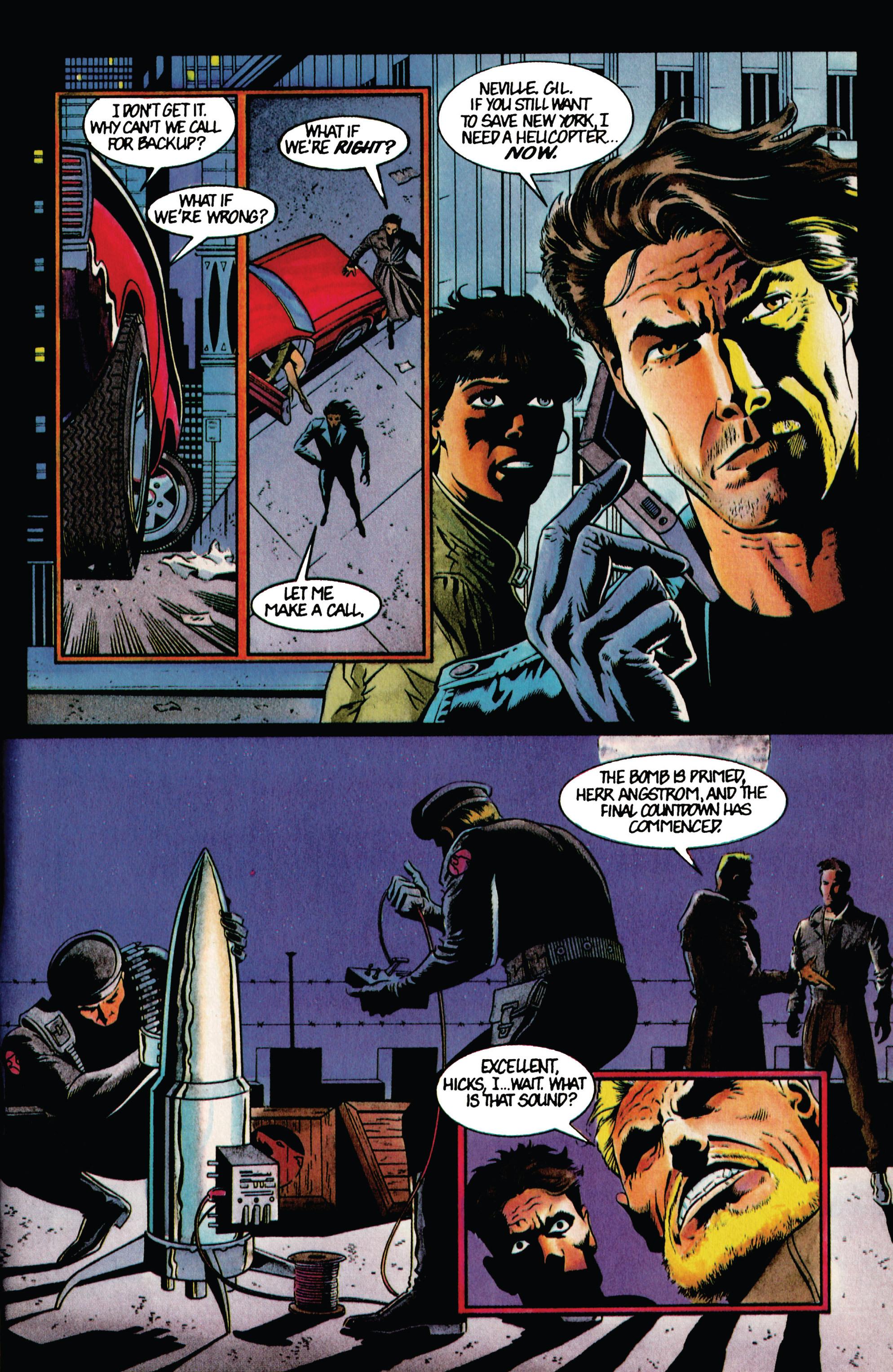 Read online Eternal Warrior (1992) comic -  Issue #36 - 14