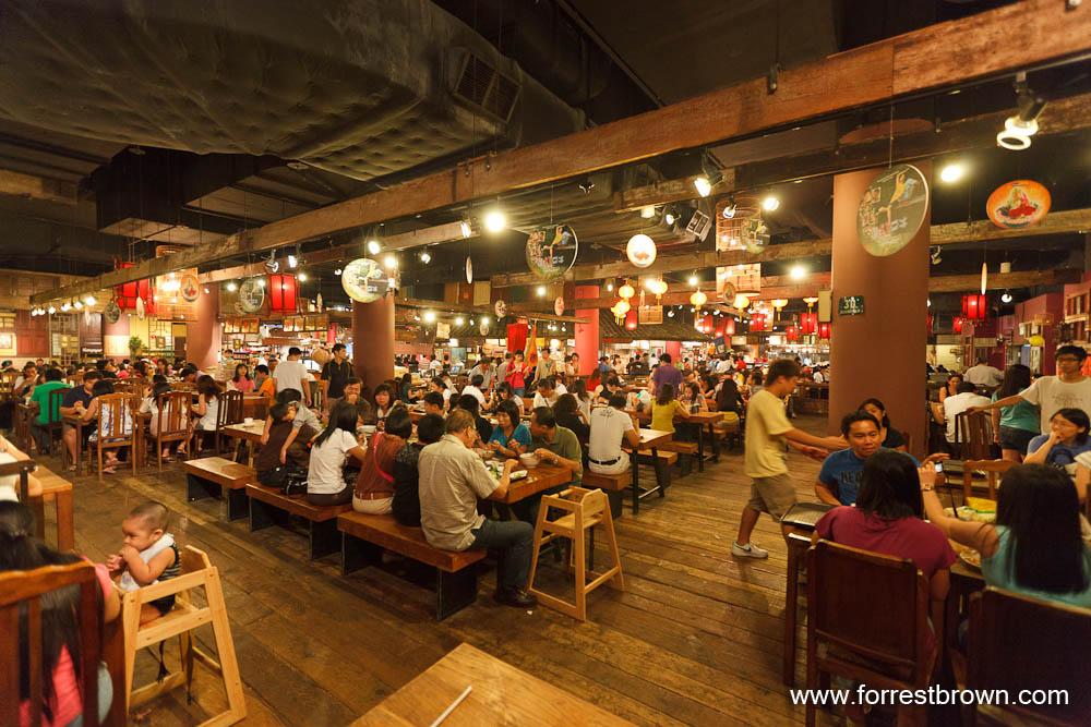 Food Court City Hall Singapore