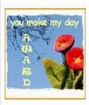 """You make my day"" award"