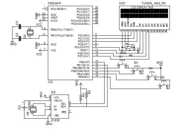 wiringpi lcd i2c dengan
