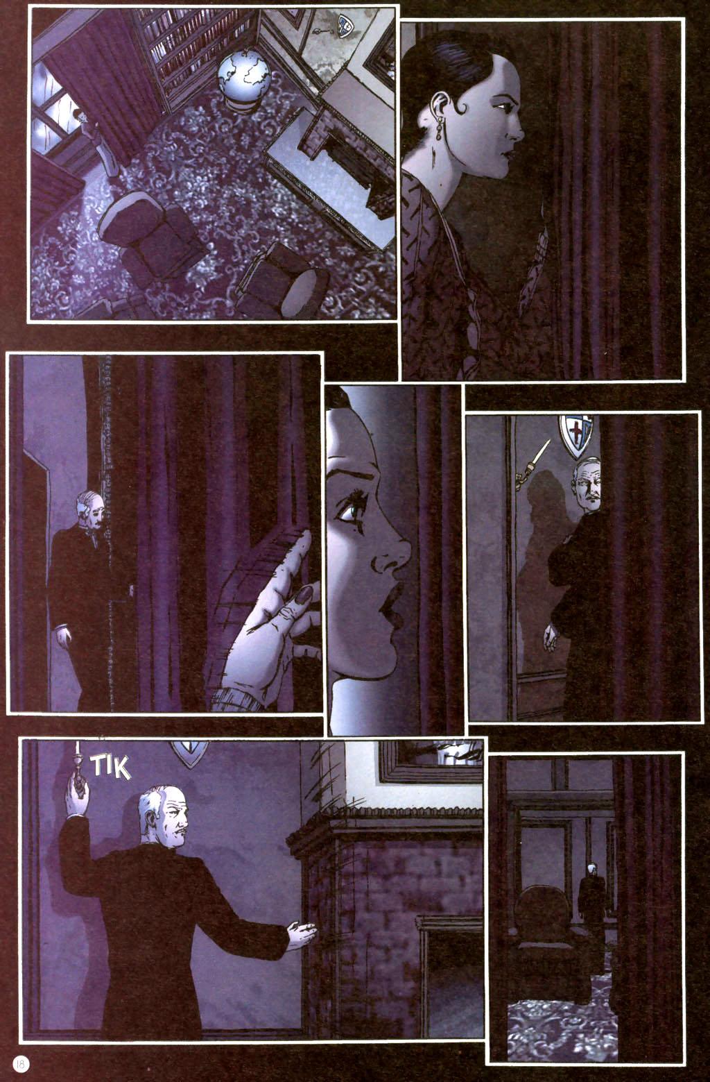 Read online Rex Mundi comic -  Issue #9 - 22