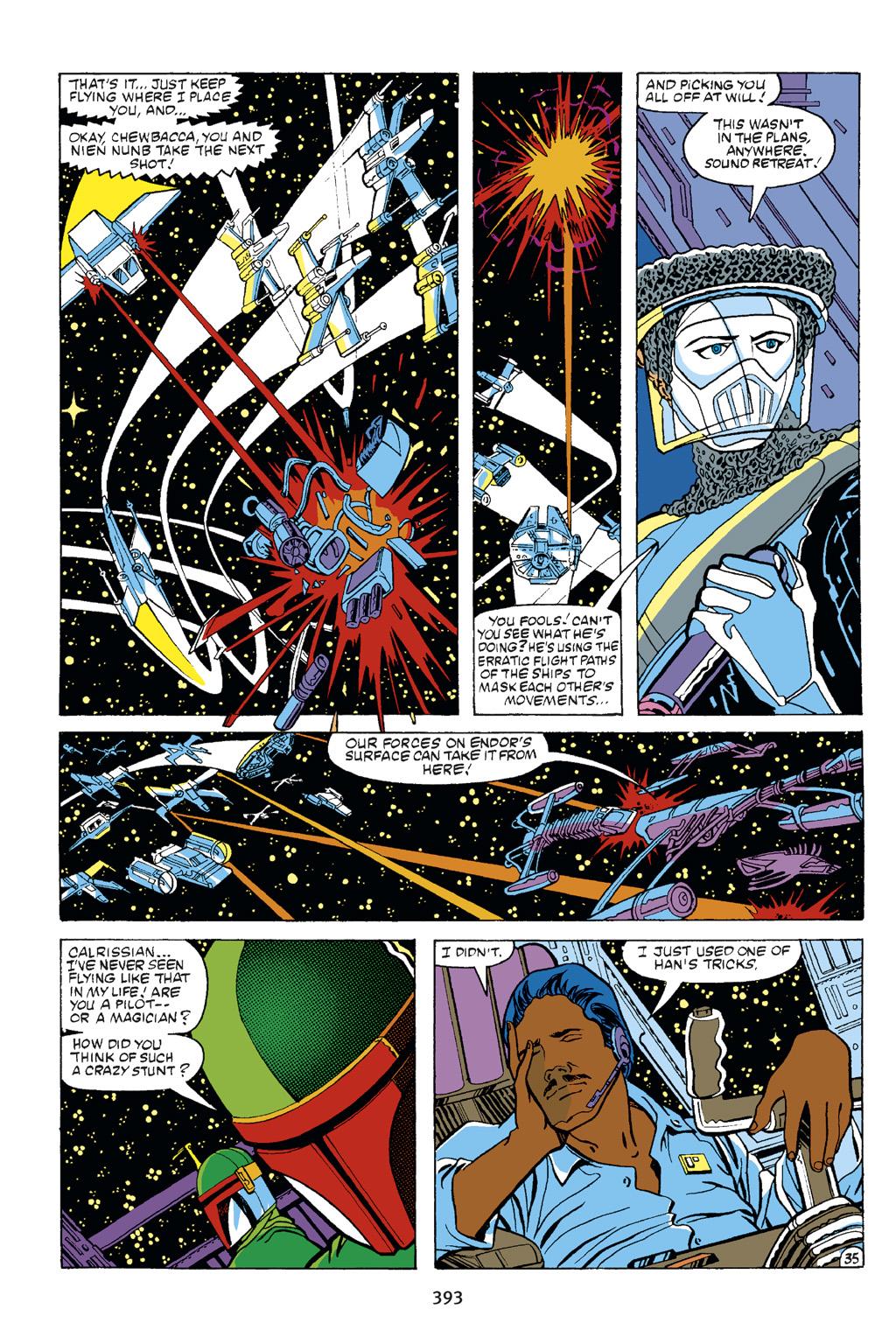 Read online Star Wars Omnibus comic -  Issue # Vol. 21.5 - 121