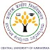 Faculty Recruitment in Central University of Karnataka 2017