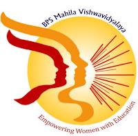 Job vacancy in BPS Mahila Vishwavidyalaya Sonipat