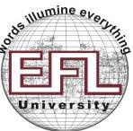 EFL University Vacancy