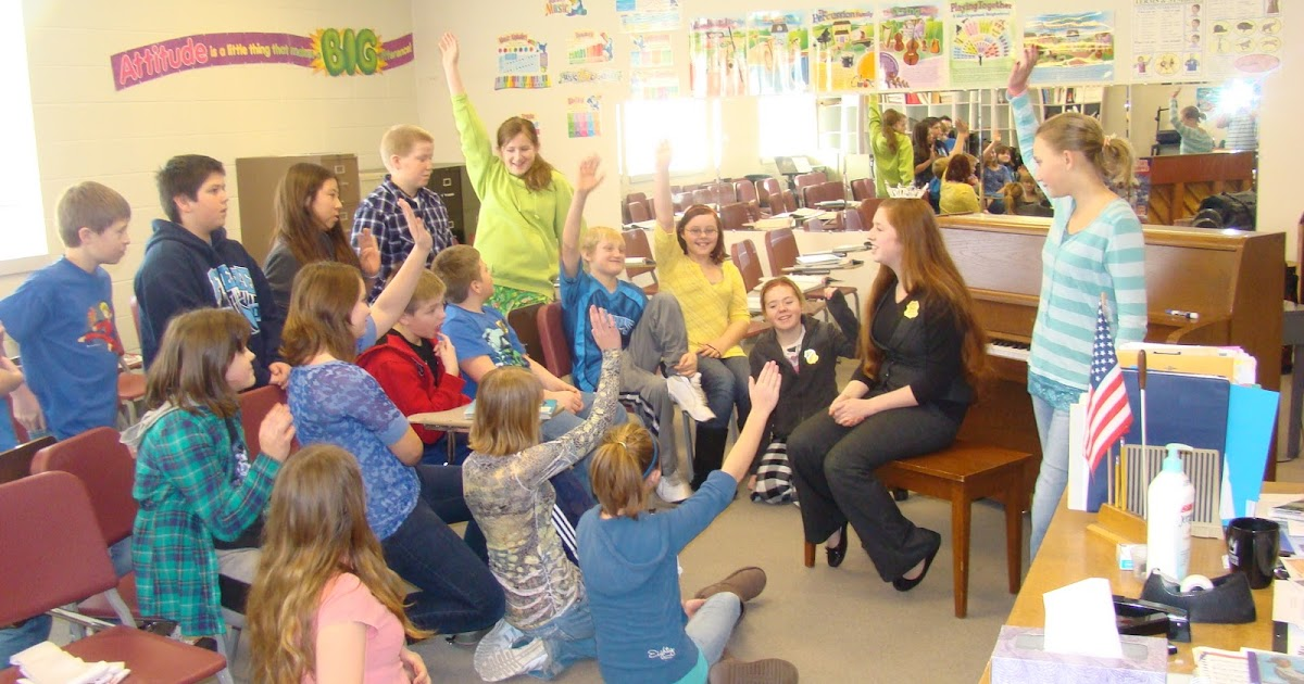 Brianna Drevlow: 1/12/2011 Mrs. Larson's Music Classes ...