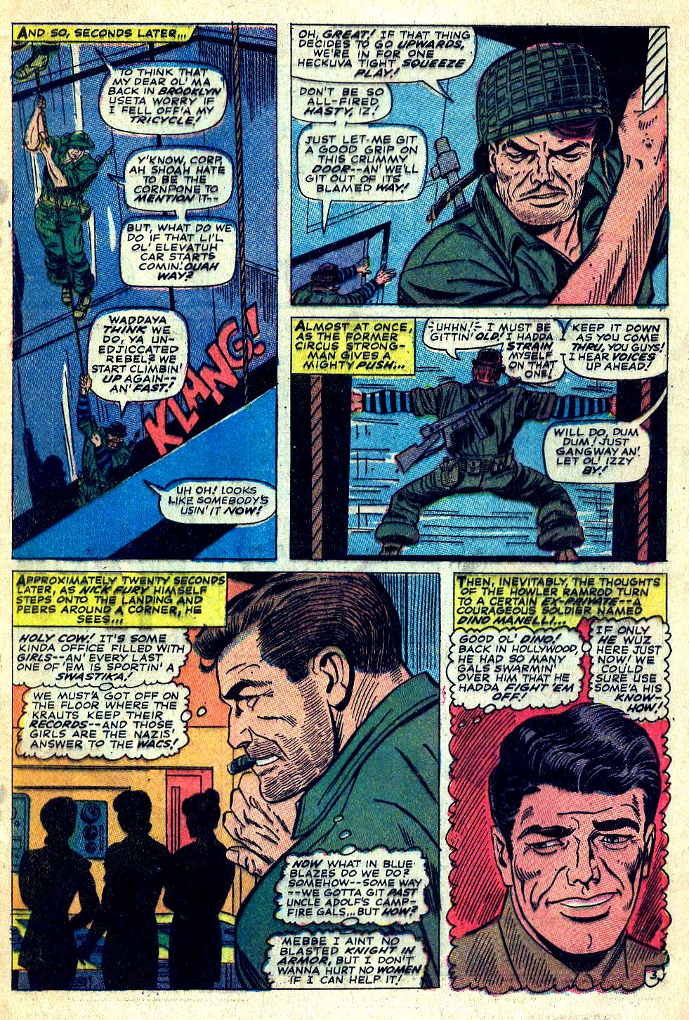 Read online Sgt. Fury comic -  Issue #39 - 5