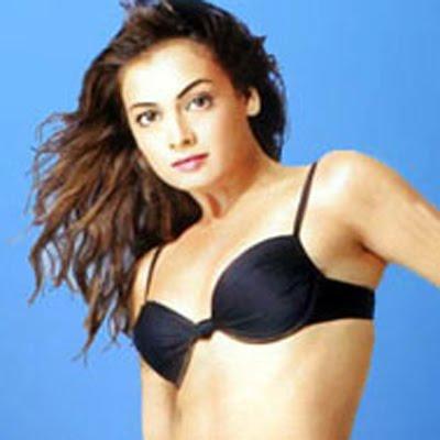 Diya Mirza Bikini 8
