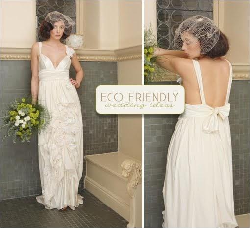 Eco Friendly Wedding Ideas: Eco-Friendly Ideas From The Wedding Chicks