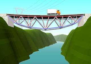 Ohba Bridge News Free Software Lets You Design A Truss Bridge