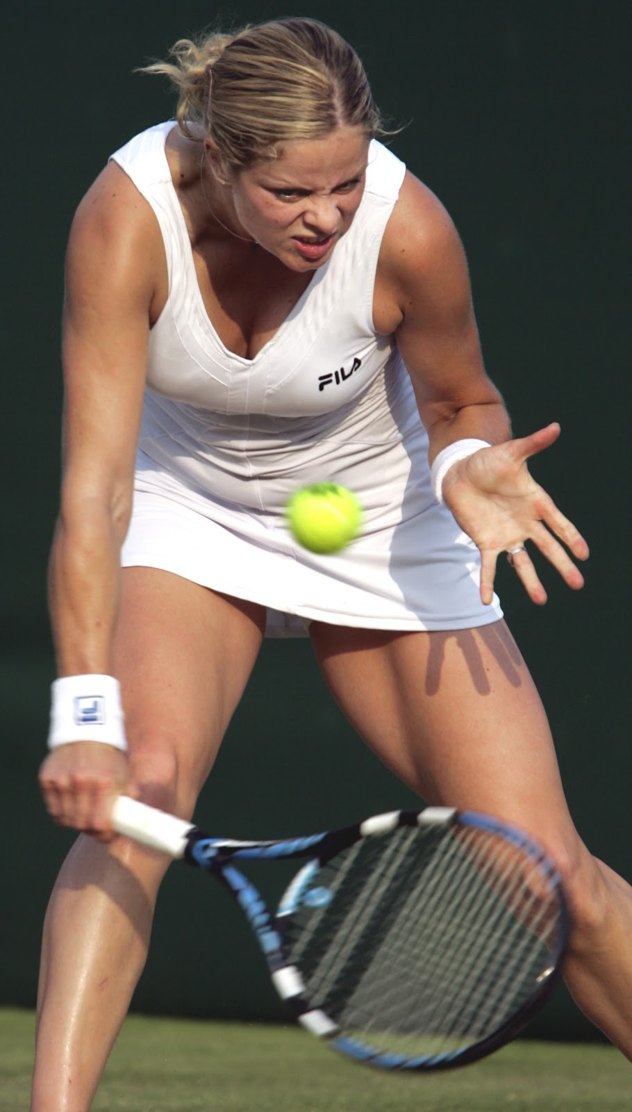 Reply))) kim clijsters sexy photo will know