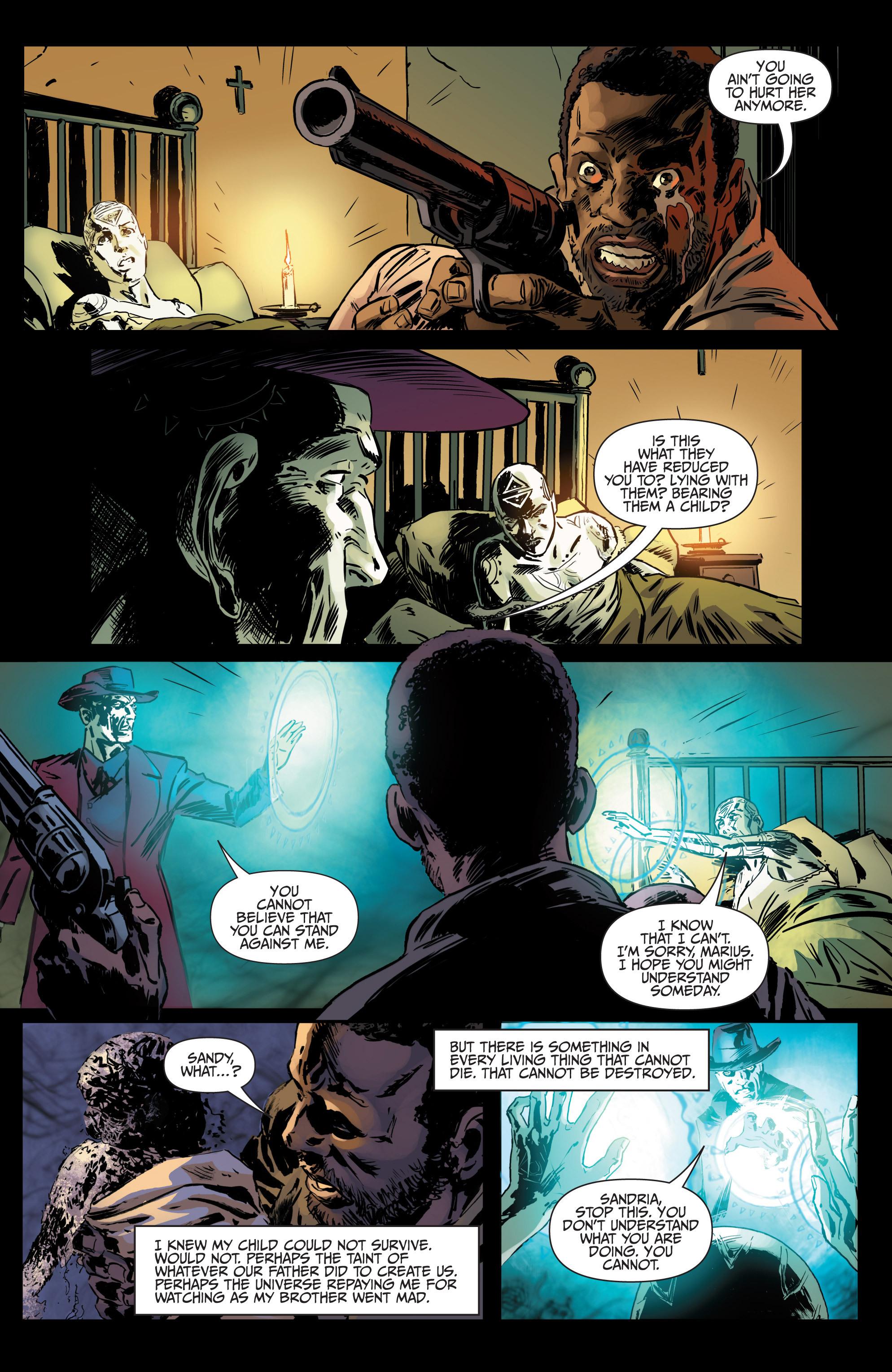 Read online Shadowman (2012) comic -  Issue #10 - 20