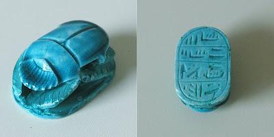 Ceramica Viva Nino Caruso.Docks Pottery Egyptian Dough