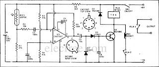 Electronic & Computer: Light Change Detector by IC CA3130
