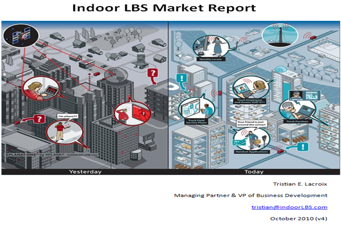 Indoor LBS - Location Based Services for Indoors: Market Report (v4