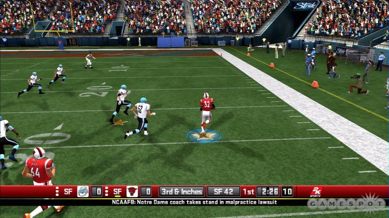 Year Of The Game: All-Pro Football 2K8