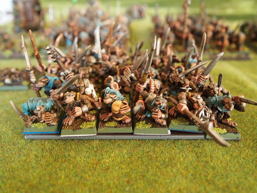 The Chattering Horde Skaven