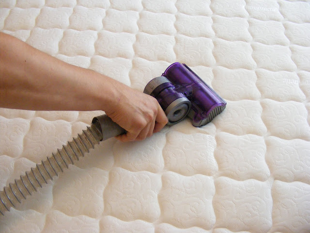Full Disclosure Vacuuming Your Mattress