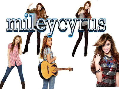 Miley Cyrus Party In Usa Beautiful Wallpaper