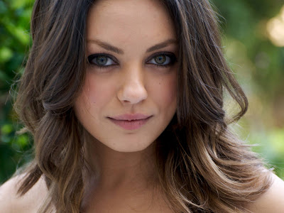 Super Cute Mila Kunis HQ Wallpapers