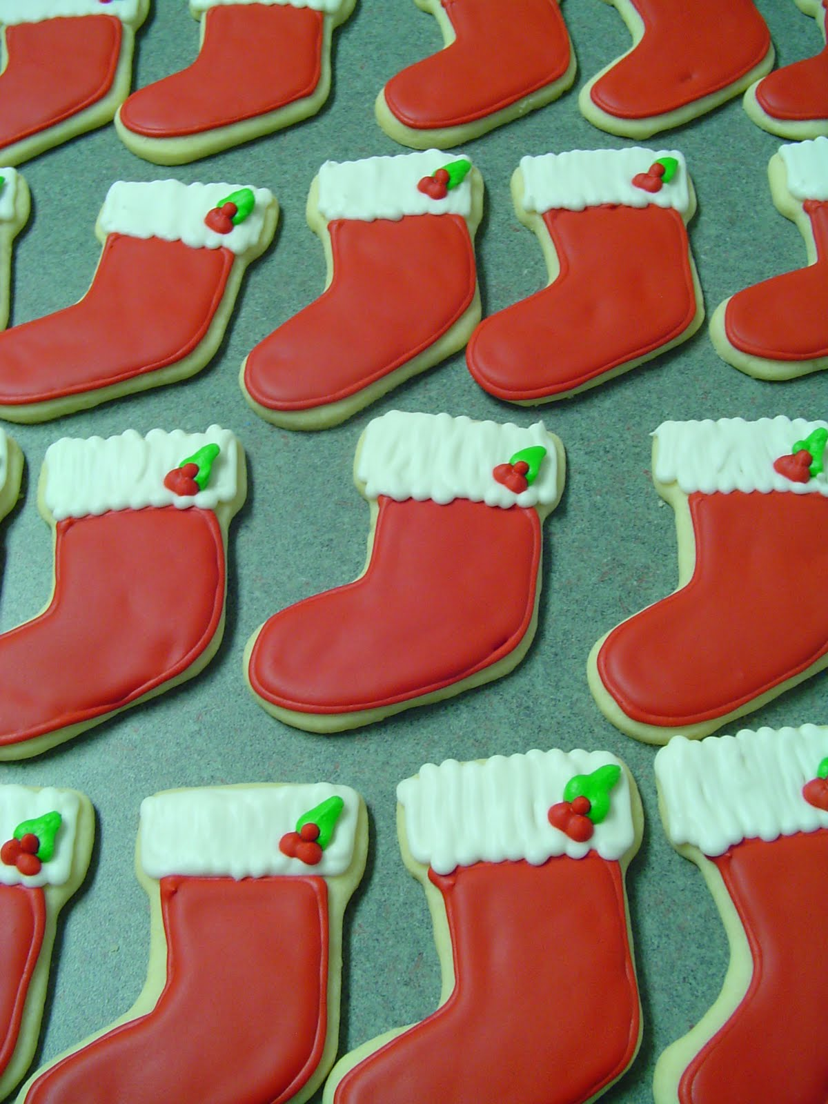 Becky S Sweets Christmas Cookies
