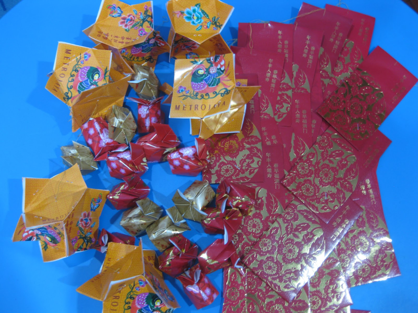 Parenting Times: Chinese New Year Craft - Angpow Rabbits - photo#35