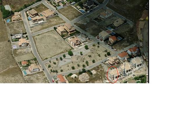 Localización De Una Casa En El Mapa: Casa En Venta En Las Gabias (Granada): MAPA DE LOCALIZACION