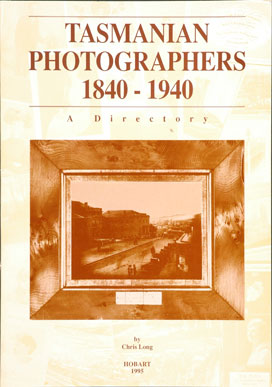 TMAG 1995 Tasmanian Photographers Directory